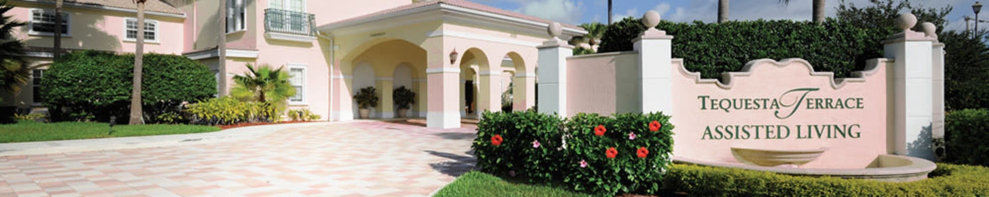 Memory care offered at Tequesta Terrace in Tequesta, Florida