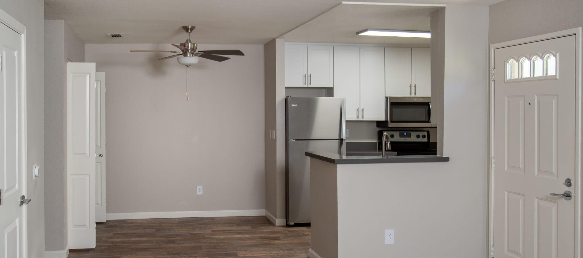 View of kitchen at Shaliko in Rocklin, CA