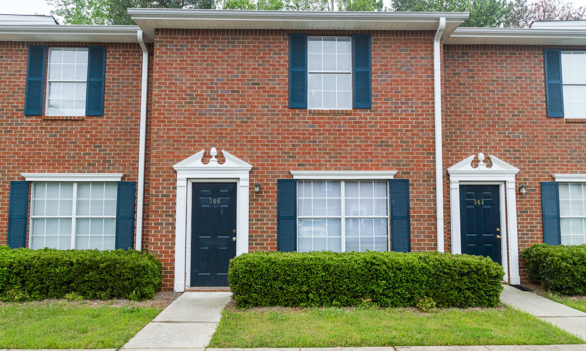 North Commerce, GA Townhomes for Rent | Mount Olive Townhomes