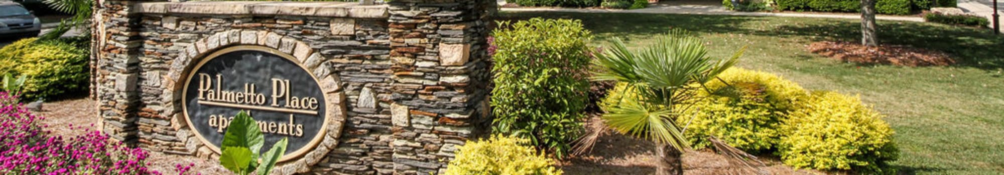 Privacy Policy for Palmetto Place in Fort Mill, South Carolina