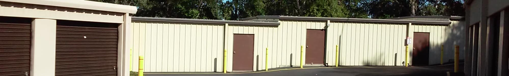 Self storage units for rent in Tavares, FL