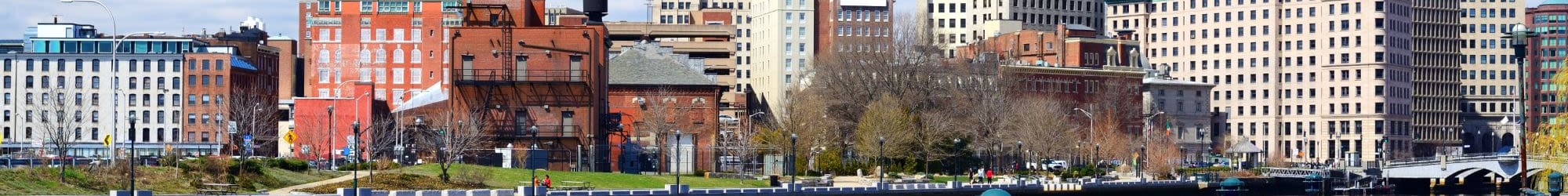Contact us at West Elmwood Apartments in Providence, Rhode Island