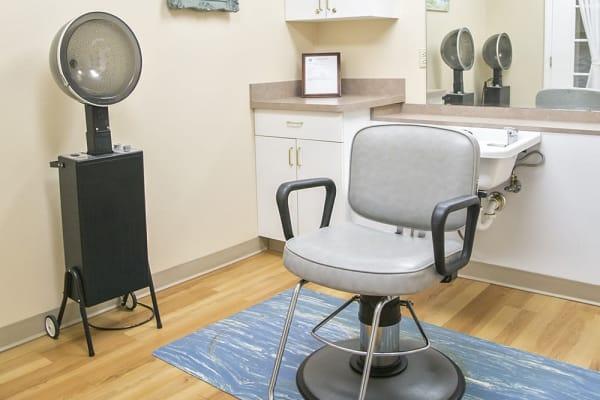 Salon at Randall Residence of Wheelersburg in Wheelersburg, Ohio