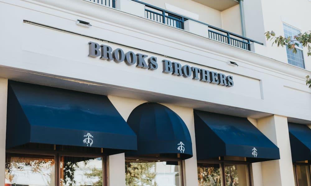 Charlotte NC brooks brothers near