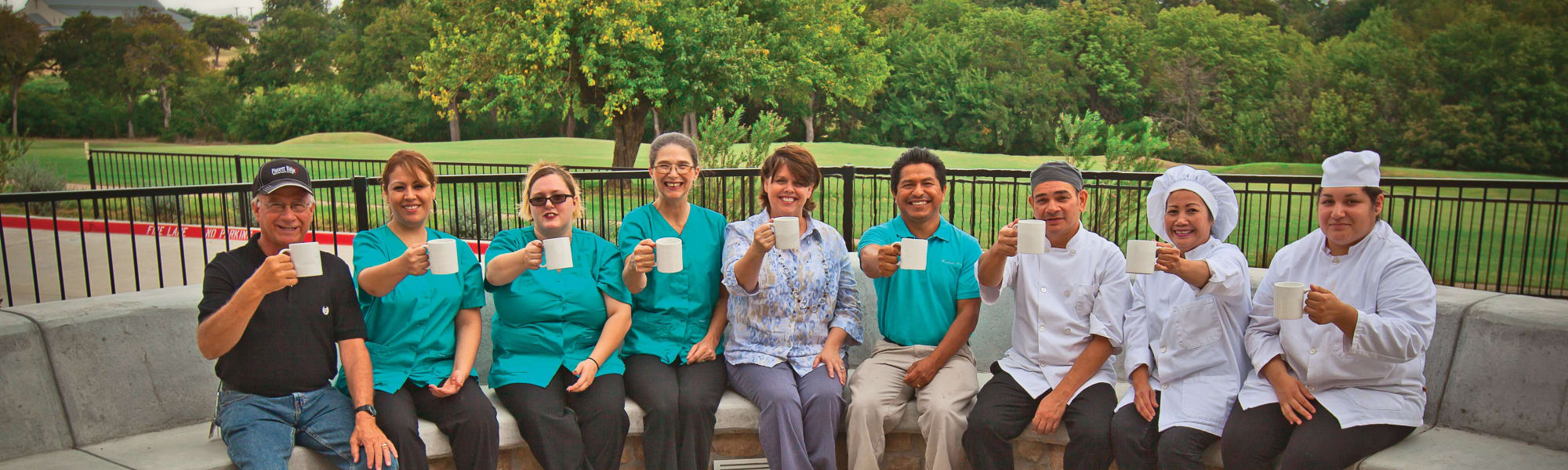 Careers opportunities at Alexis Estates Gracious Retirement Living in Allen, Texas