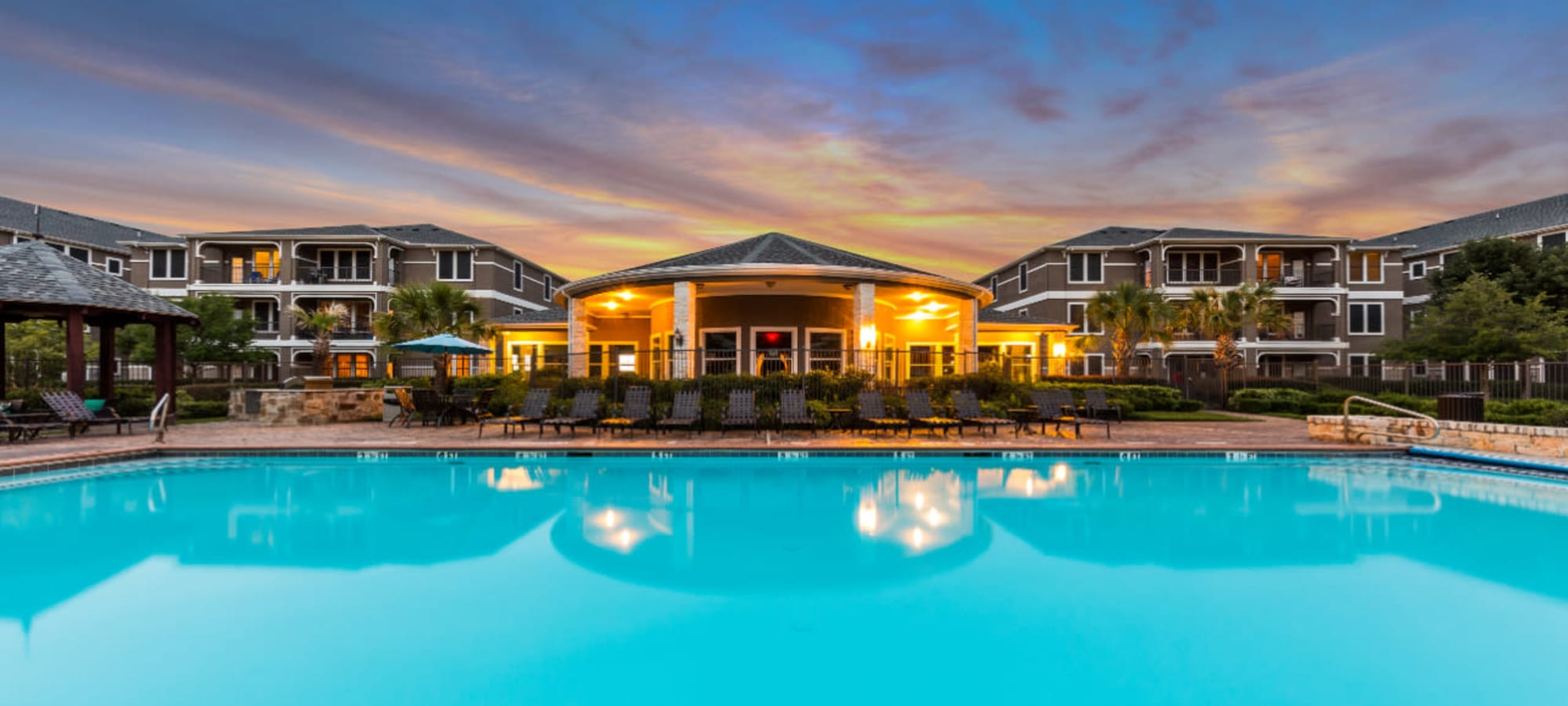Apartments at Marquis at The Cascades in Tyler, Texas
