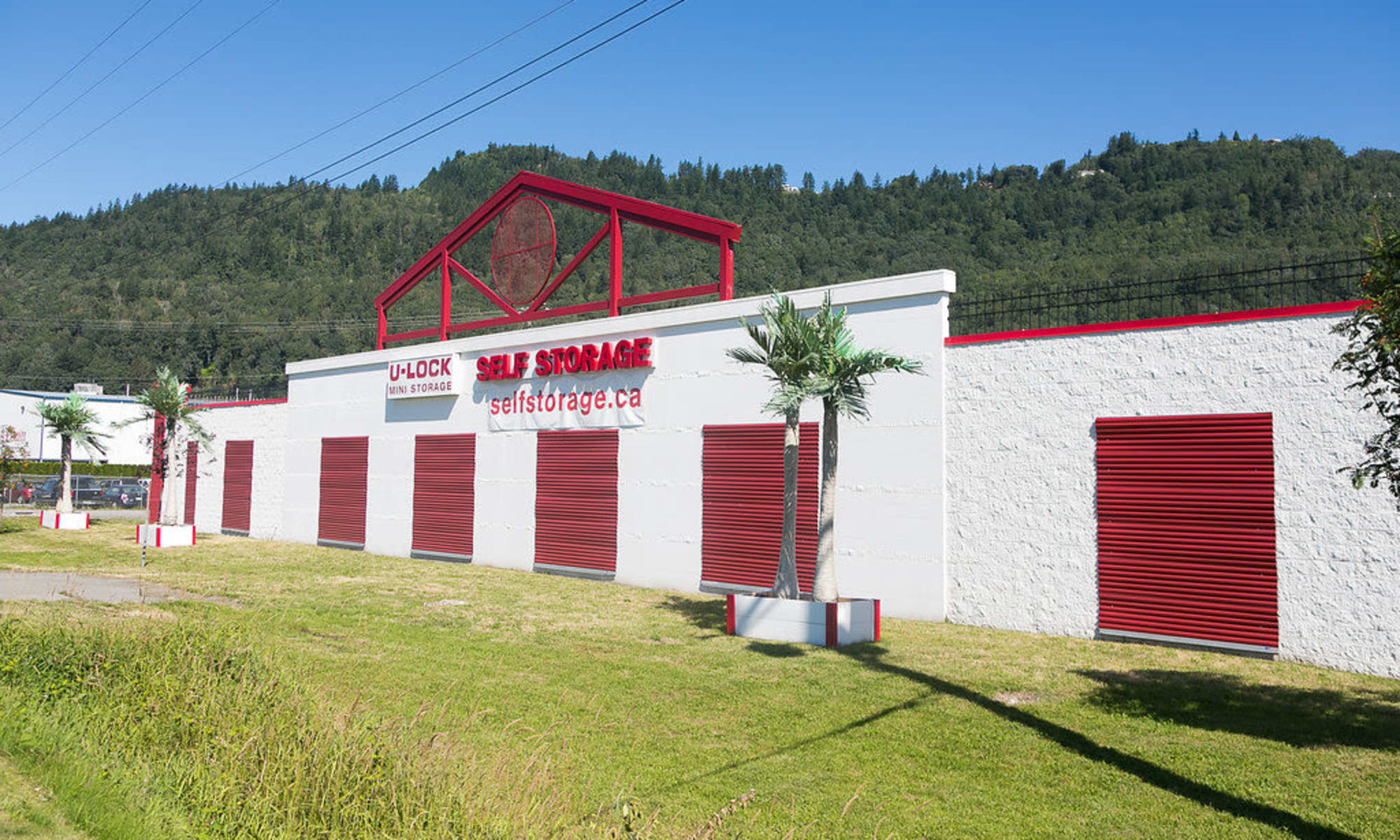 Self storage in Chilliwack, BC