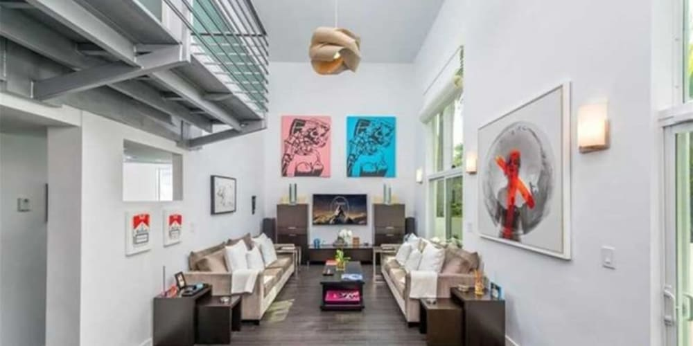 Beautifully furnished apartment at The Cloisters in Miami, Florida