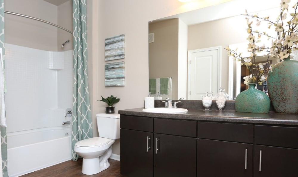 Bathroom at Springs at Hurstbourne in Louisville, KY