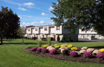 Saddle Club Townhomes is a nearby community of The Fairways at Timber Banks