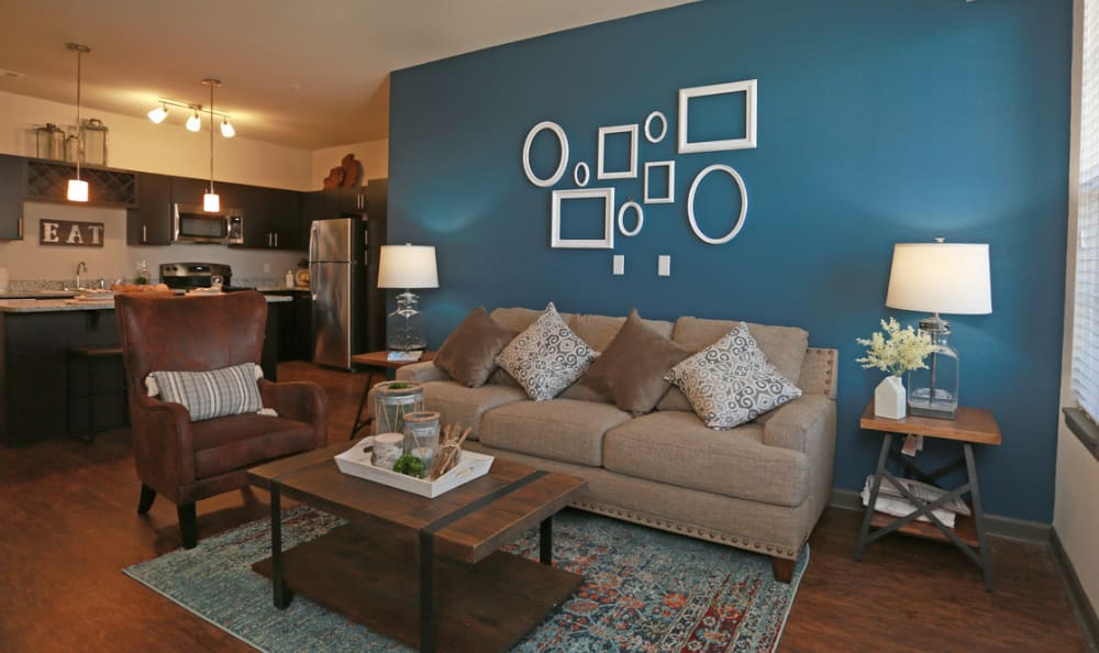 Luxury Apartments at Springs at Eagle Bend in Aurora, Colorado