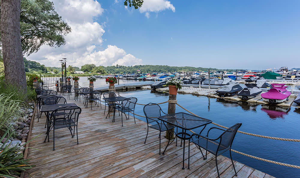 View the lake near Waverlywood Apartments & Townhomes in Webster, New York
