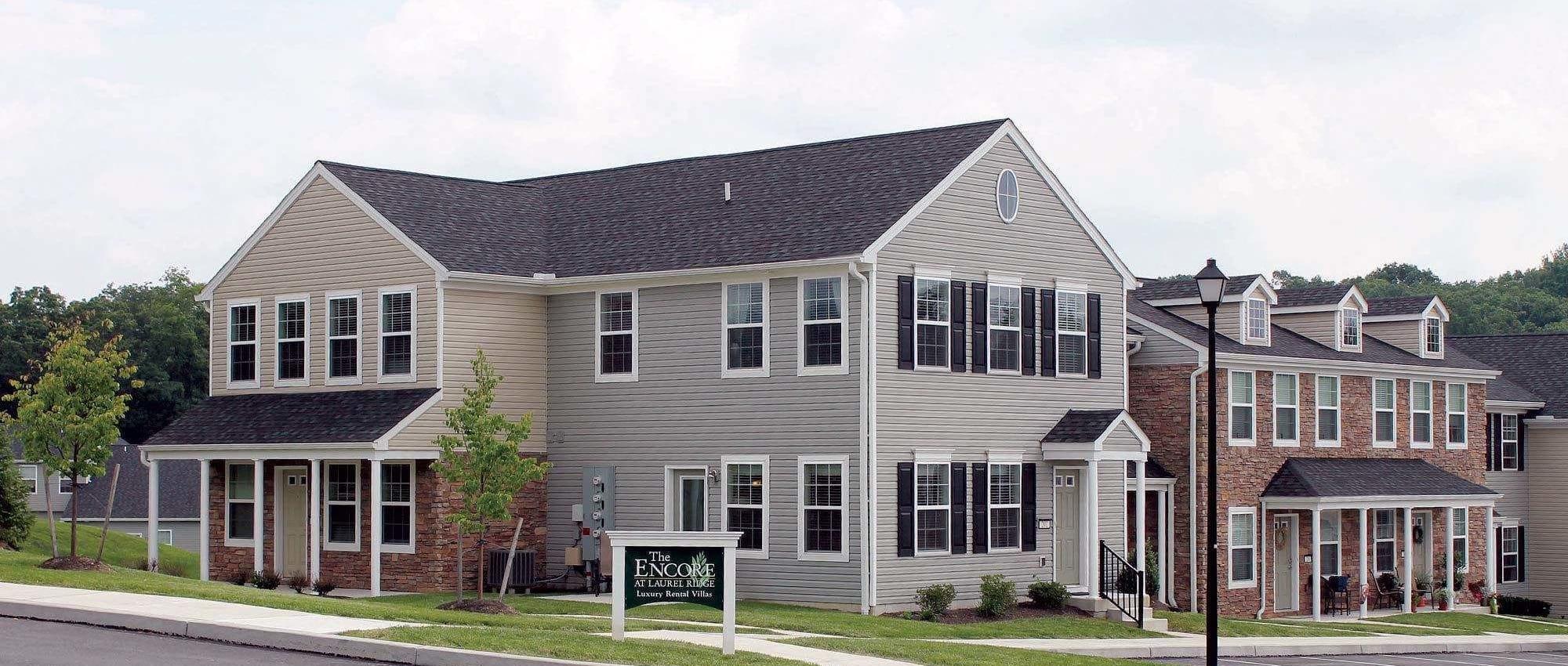 Apartments at The Encore at Laurel Ridge in Harrisburg, Pennsylvania