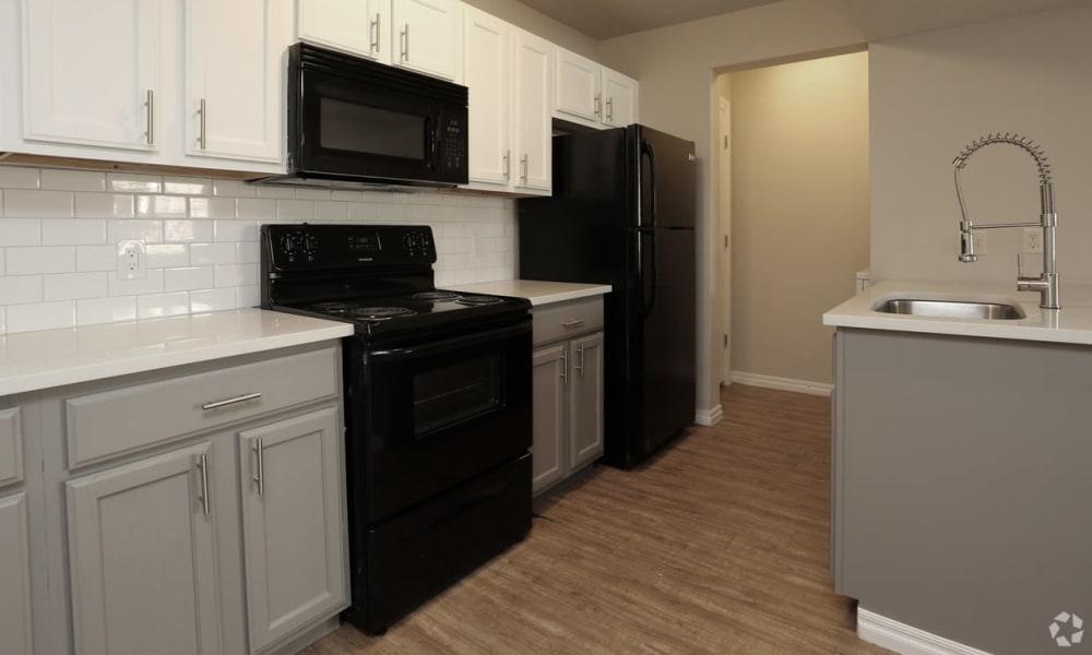 Kitchen at Cross Timber in Oklahoma City, Oklahoma