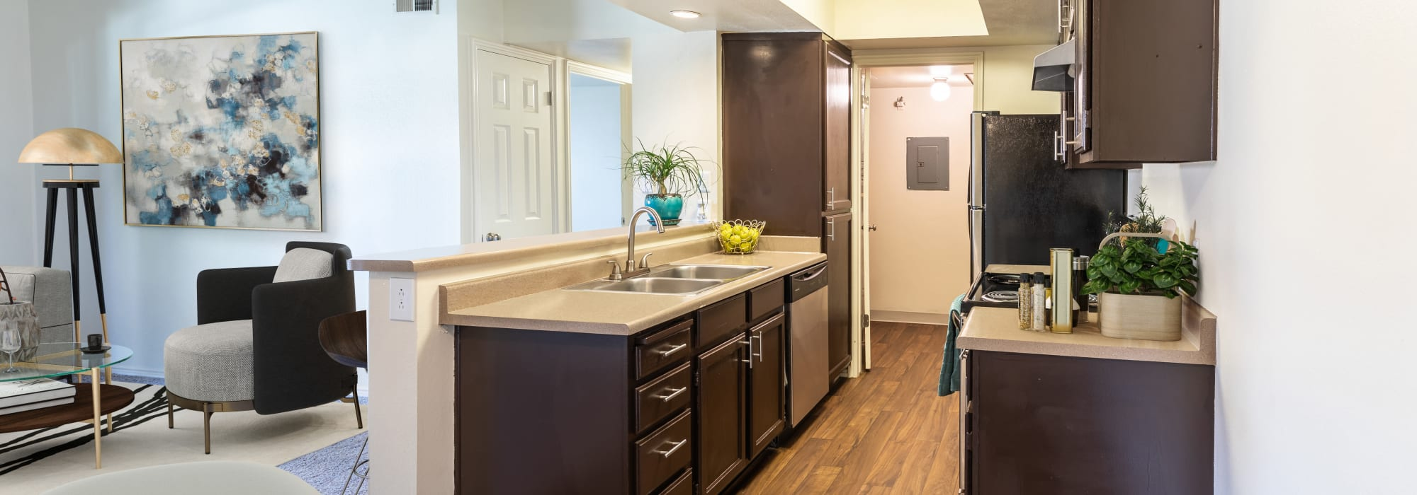 Pet friendly living at Shadowbrook Apartments in West Valley City, Utah