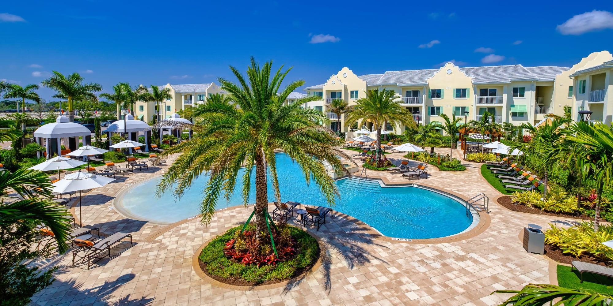 Lantana, Florida, apartments at Town Lantana