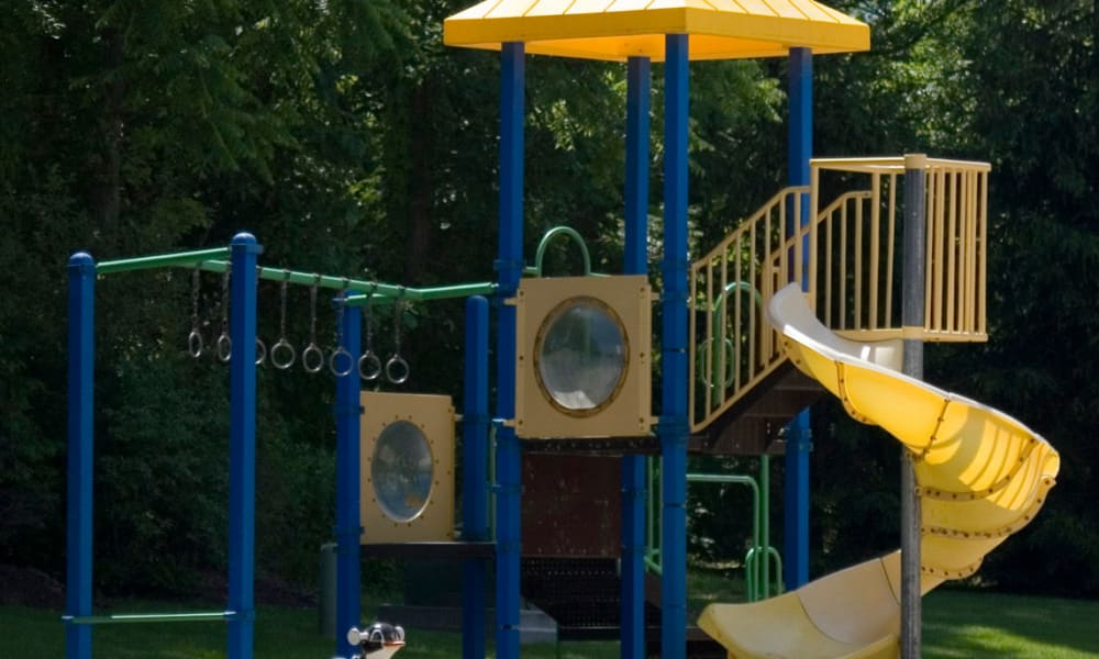 Playground at Briarcliff Village in Commerce Township