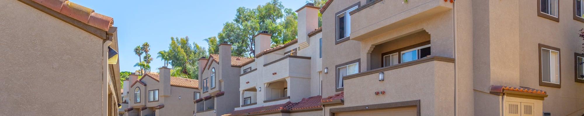 Community map at Niguel Summit Condominium Rentals in Laguna Niguel, California