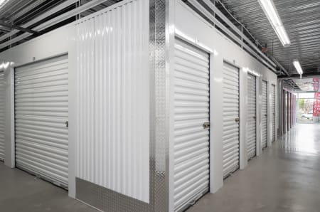 Well maintained and clean units at StorQuest Express - Self Service Storage, CA