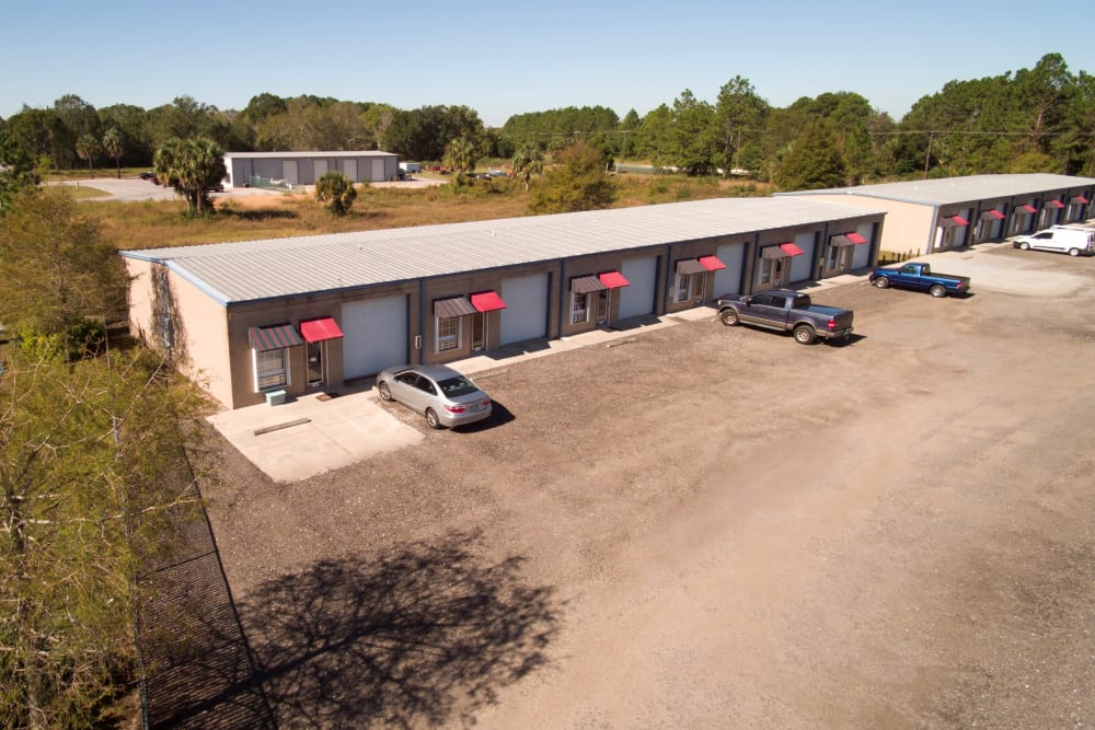 Office spaces available at America's Mini-Storage and Office Complex in Port St. Joe, Florida