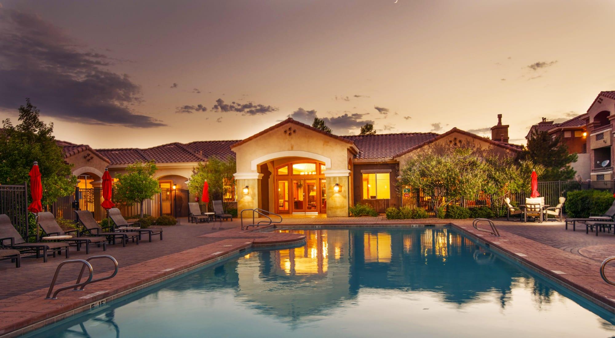 Apartments at Broadstone Towne Center in Albuquerque, New Mexico