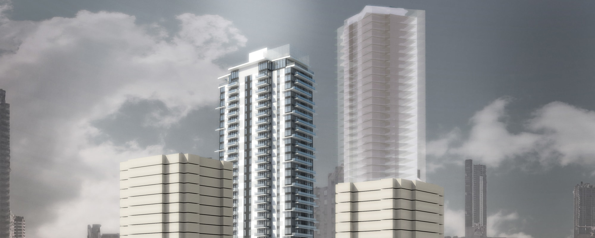 Proposed development in Burnaby, British Columbia at Parkview Development