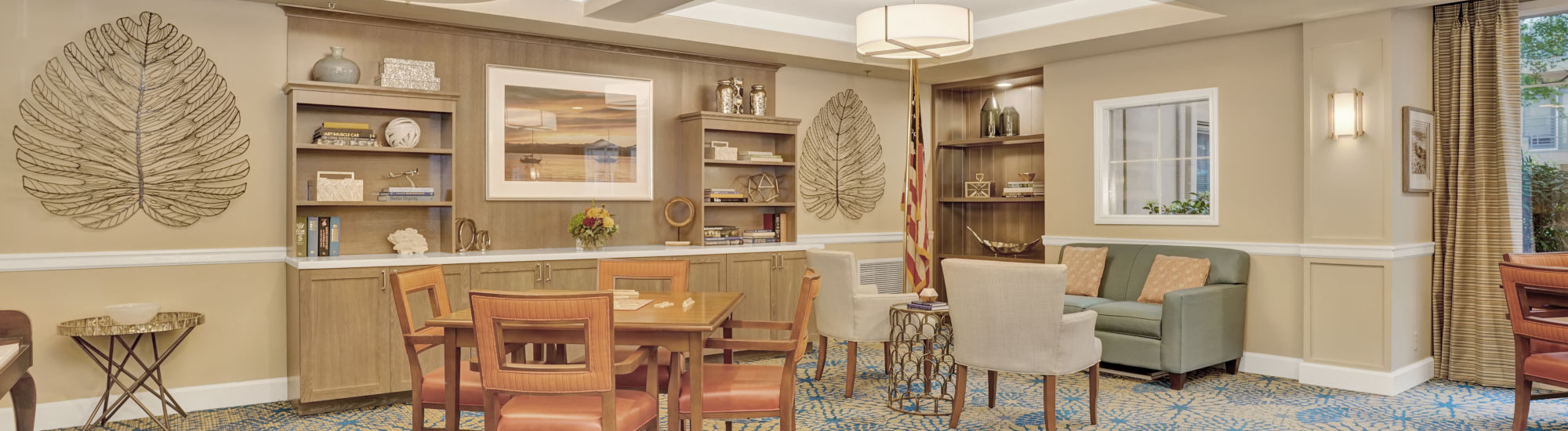 Photo gallery at Island House Assisted Living in Mercer Island, Washington