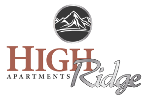 High Ridge Apartments Logo