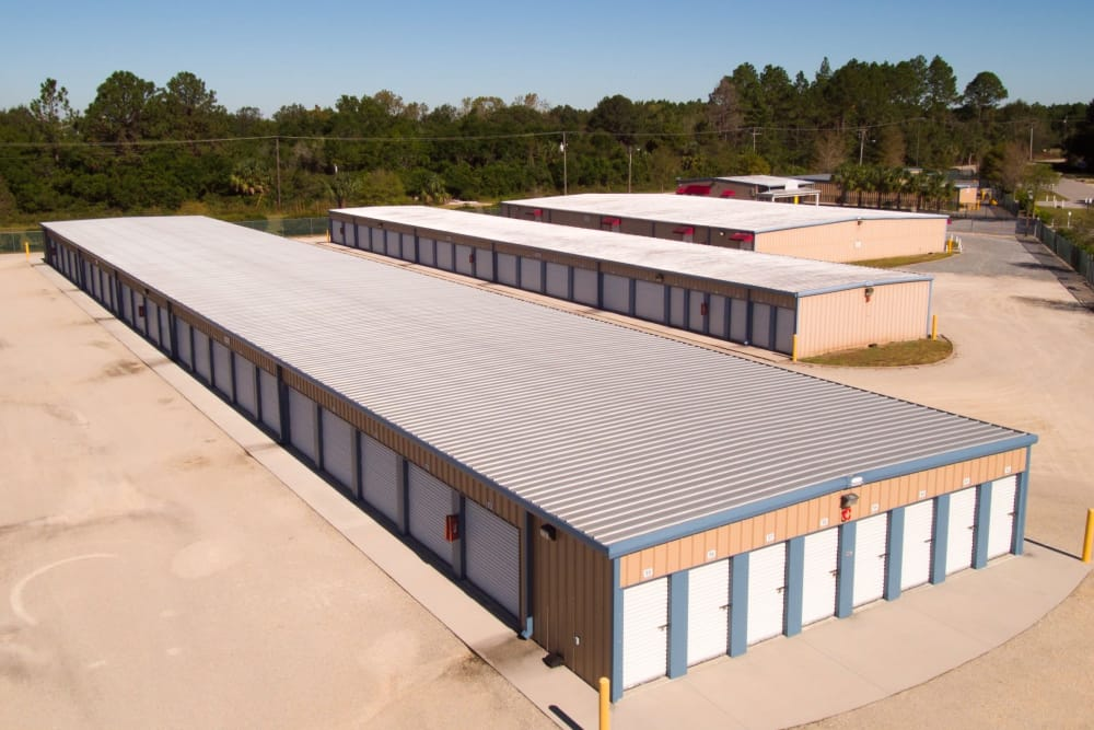 Building C at America's Mini-Storage and Office Complex in Port St. Joe, Florida