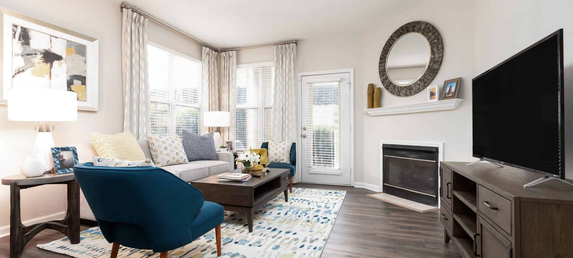 Apartments at 200 East in Durham, North Carolina