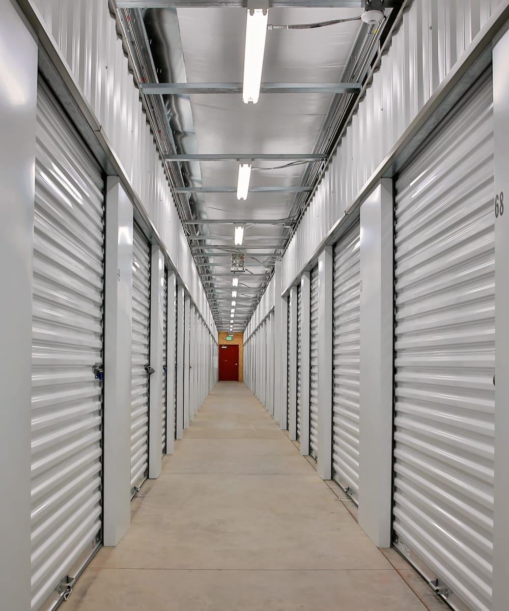 Self Storage features from Nest Self Storage in Salem, Oregon