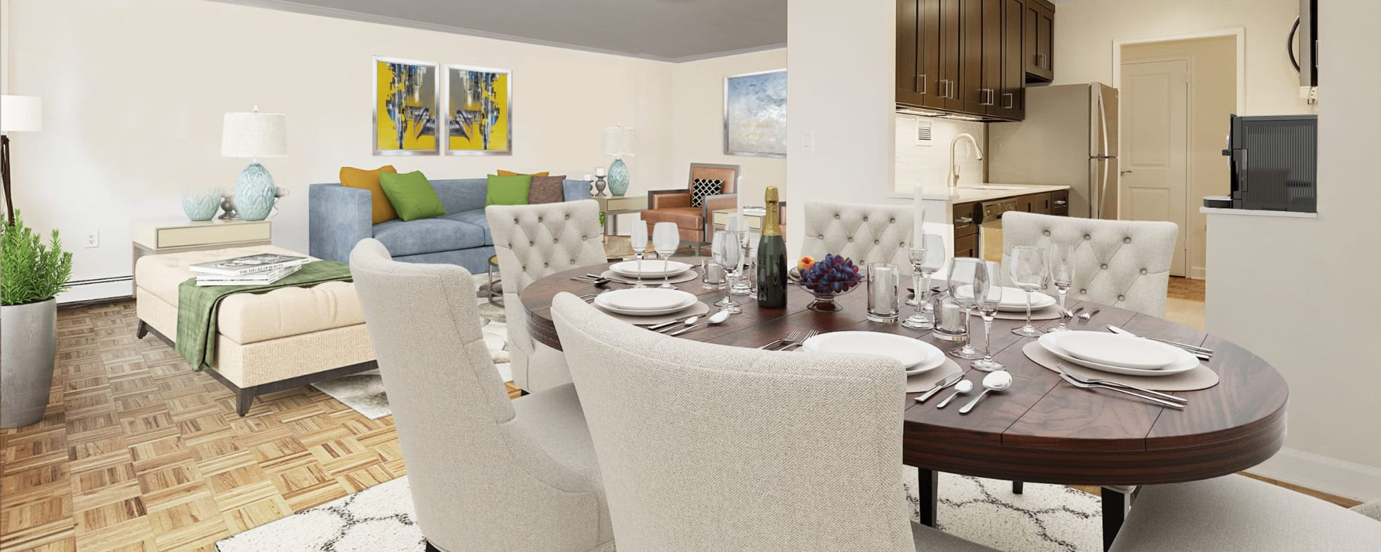 Schedule a tour to see Hamilton Court in Morristown, New Jersey