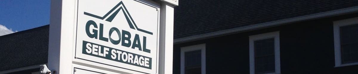 Self Storage available at Global Self Storage in Millbrook, NY