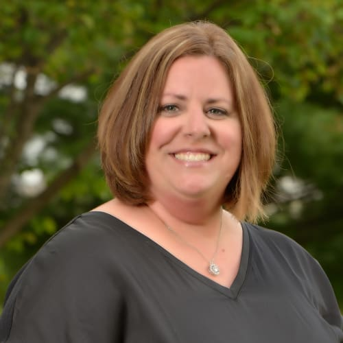 Staff member Kimberly DuPage at Serenity, A Randall Residence