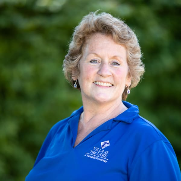 Leslie Hooven, Life Enrichment Coordinator at Villa at the Lake in Conneaut, Ohio