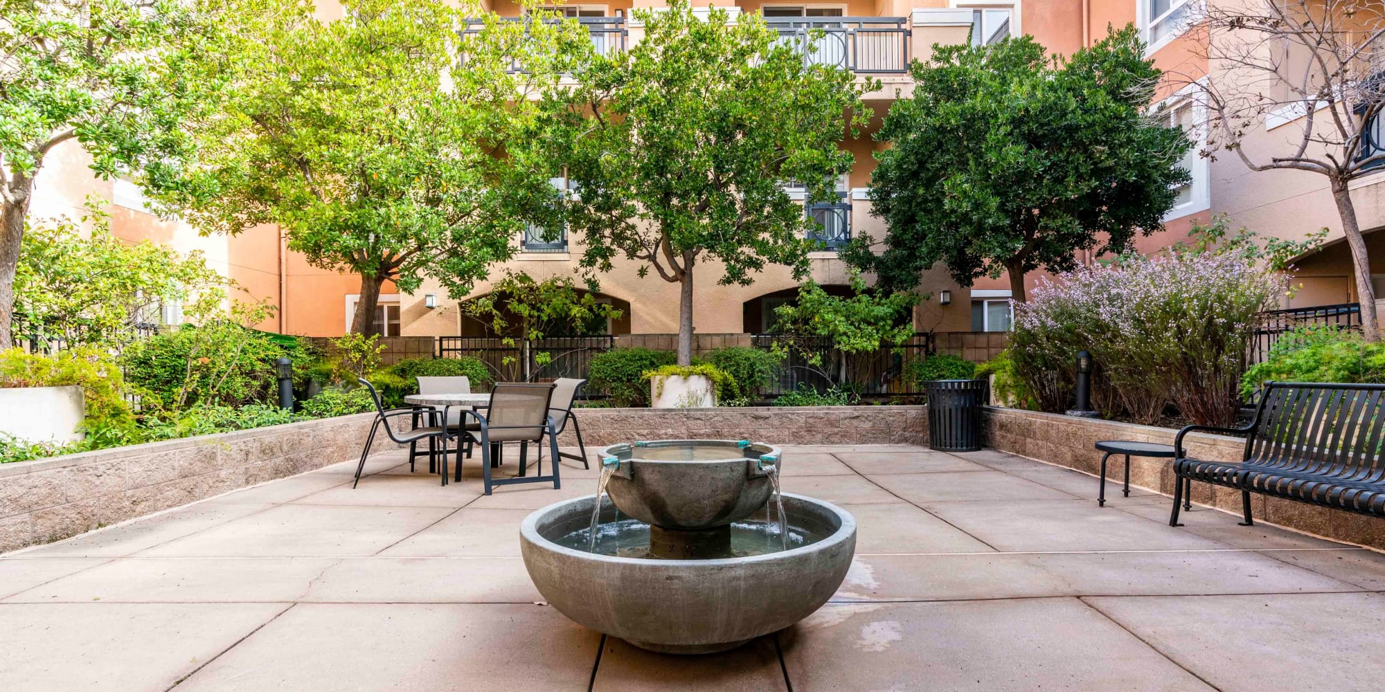 Sunnyvale, California, apartments at Villa Del Sol