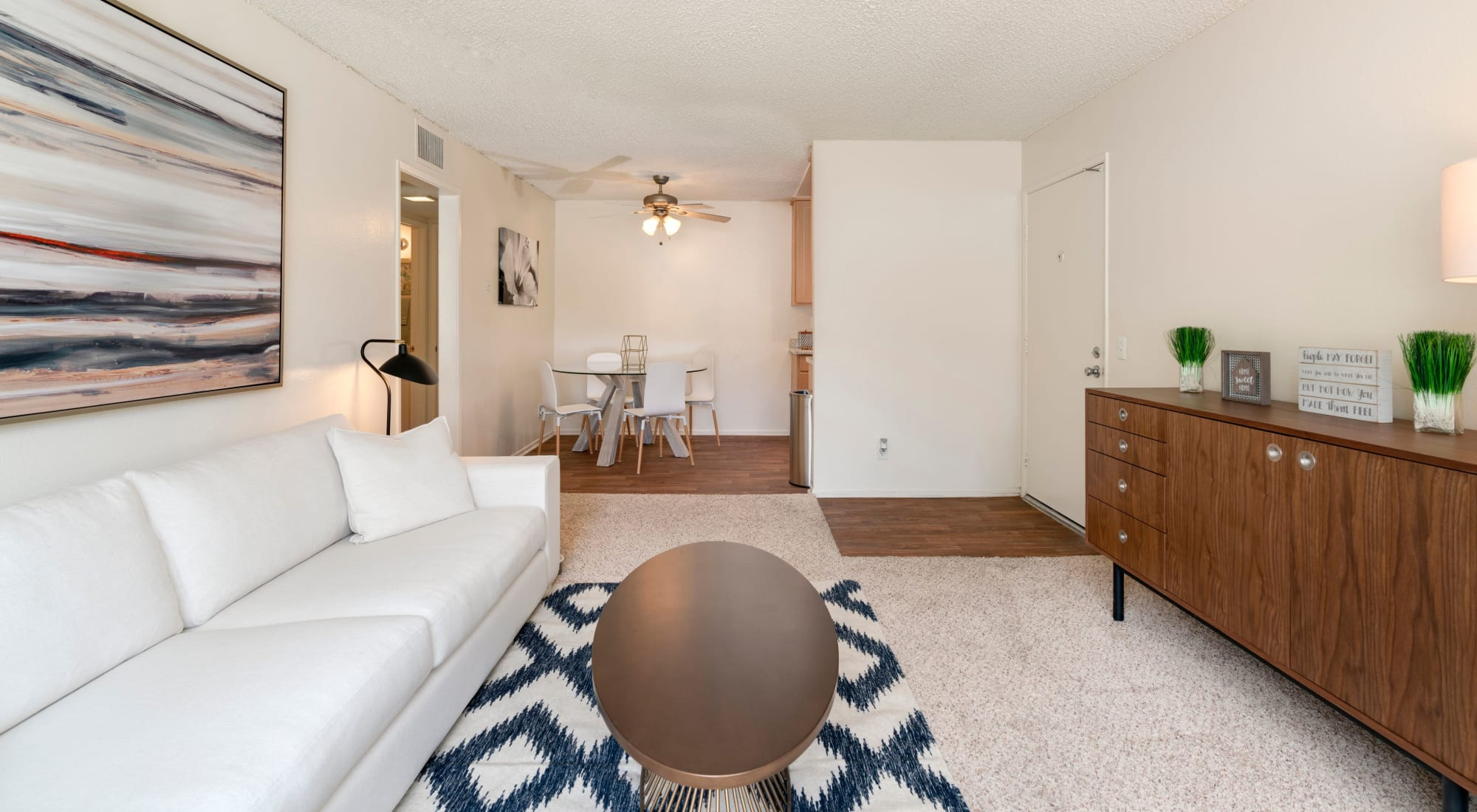 Floor plans at The Heights at Grand Terrace in Grand Terrace, California