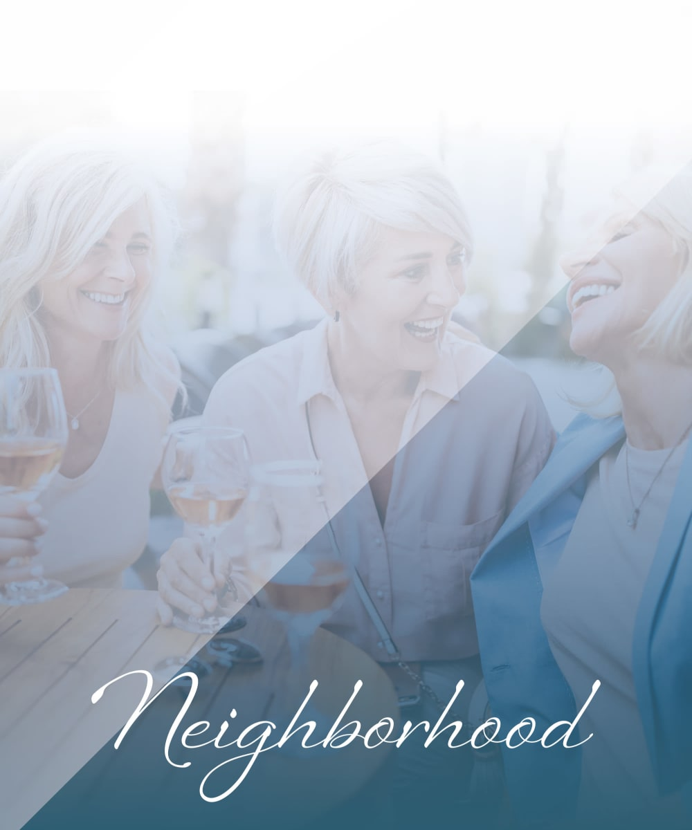 View the neighborhood information at Avilla Northside in McKinney, Texas