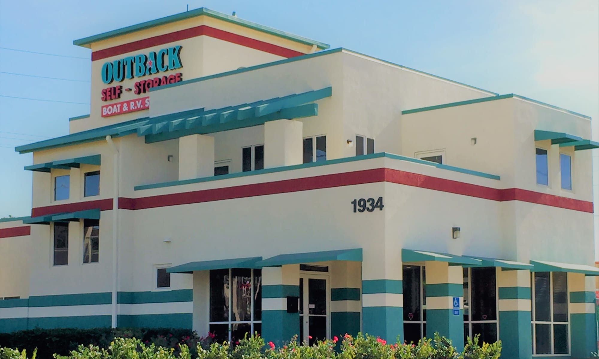 Self storage in Orange CA