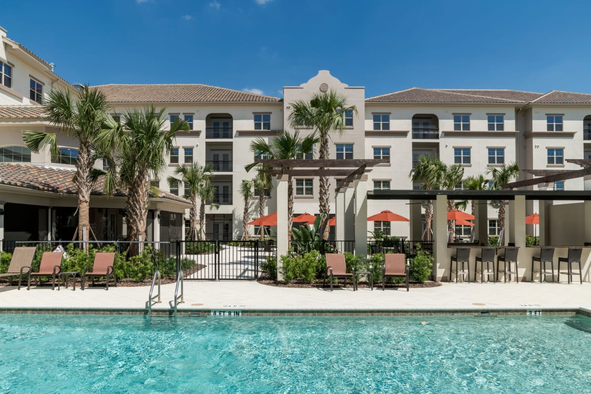 Luxury senior living at Merrill Gardens at ChampionsGate in ChampionsGate, FL