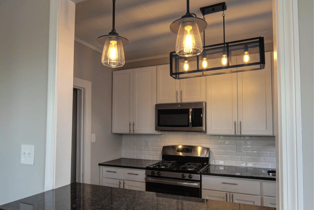 Spacious kitchen in our West Hartford, CT apartments