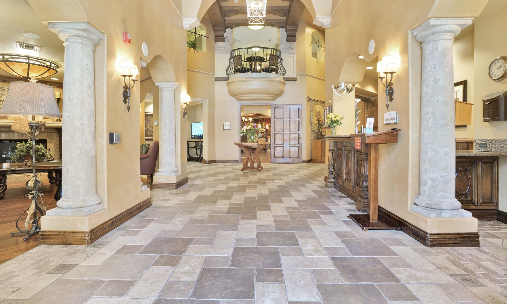 Senior Living Center | Tuscany at McCormick Ranch in Scottsdale, Arizona