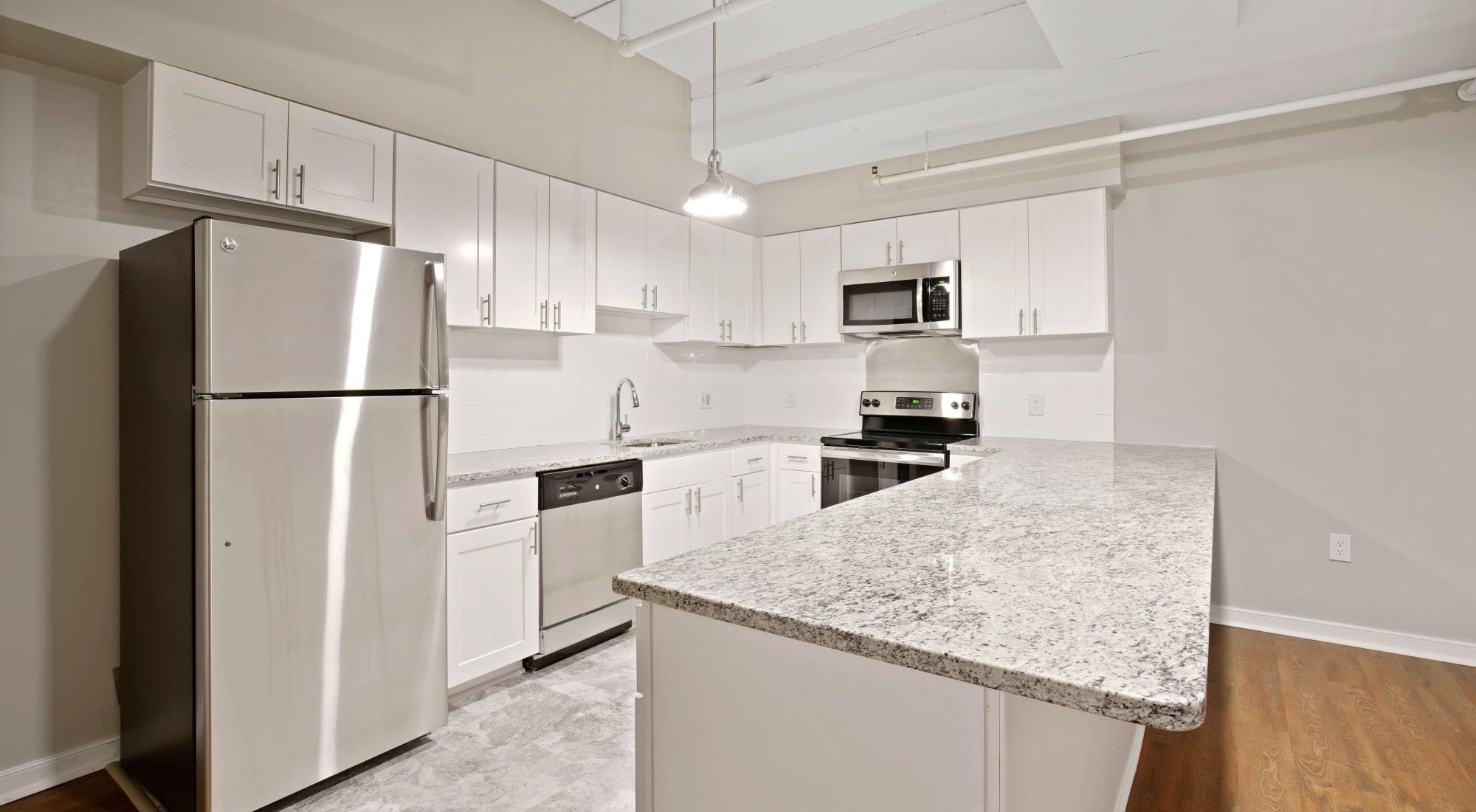 222 Saratoga apartments in Baltimore, Maryland