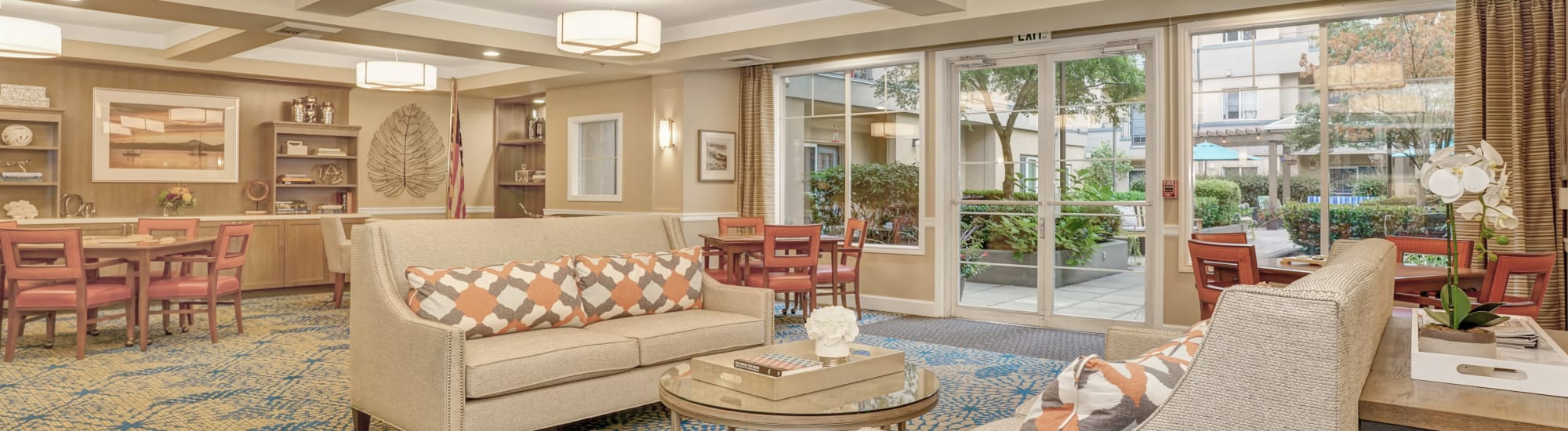 Schedule a Tour at Island House Assisted Living in Mercer Island, Washington