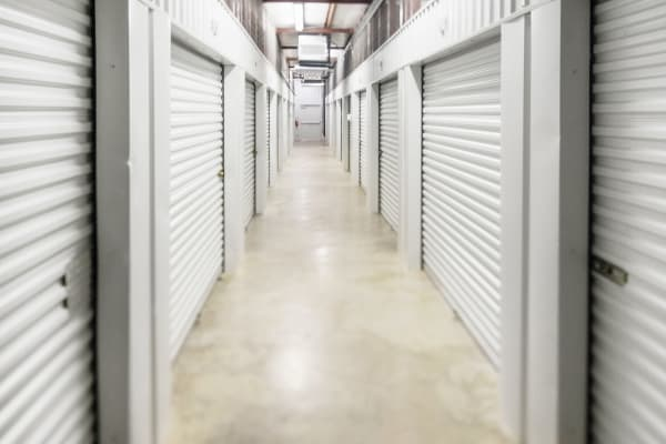 Climate-controlled storage units at Citizen Storage in Olive Branch, Mississippi