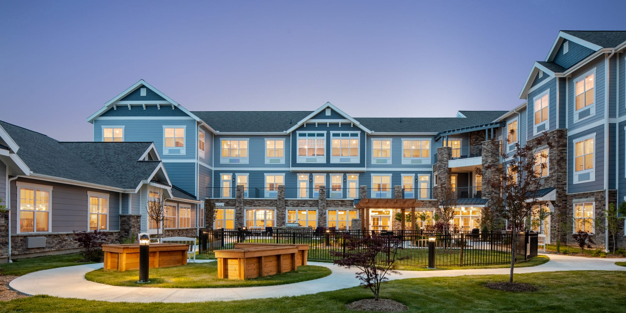 Senior living at Anthology of Northville in Northville, Michigan