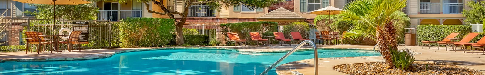 Amenities at The Estates of Northwoods in San Antonio, Texas