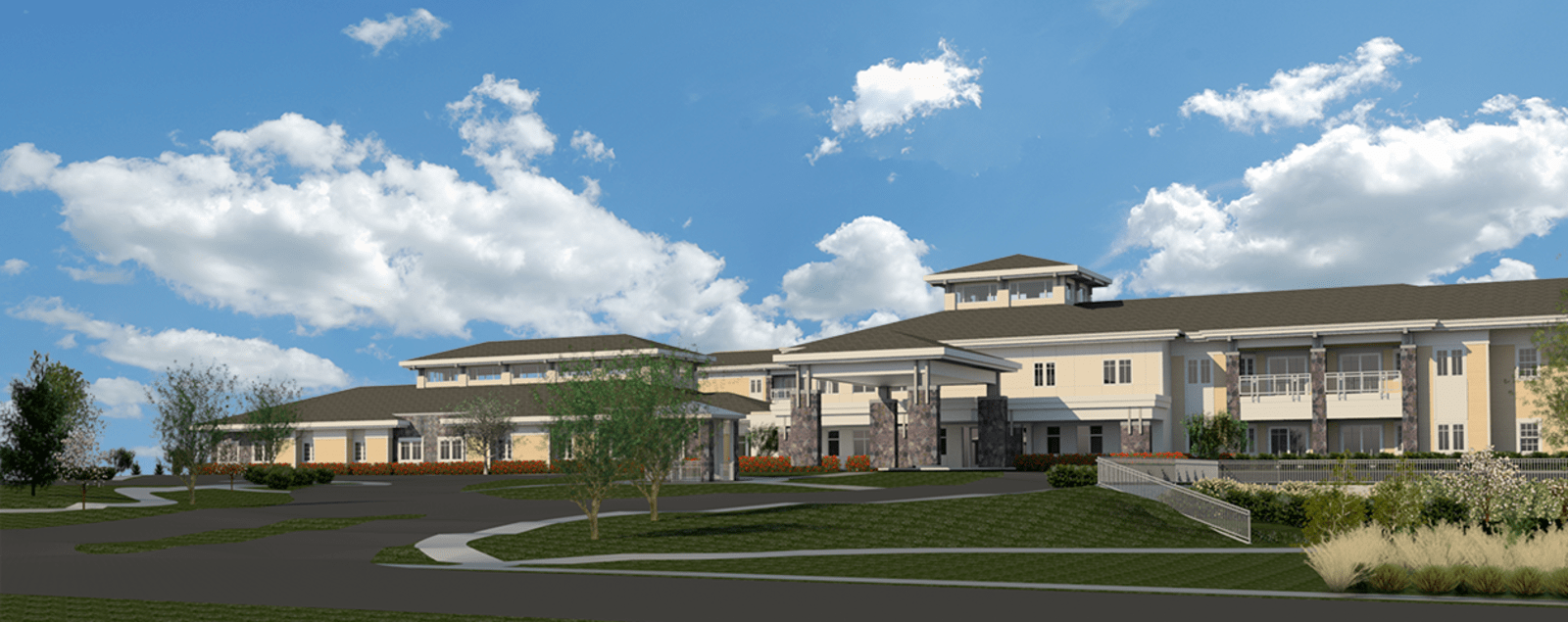 Floor plans at senior living in Wilmington
