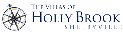 Villas of Holly Brook Shelbyville logo