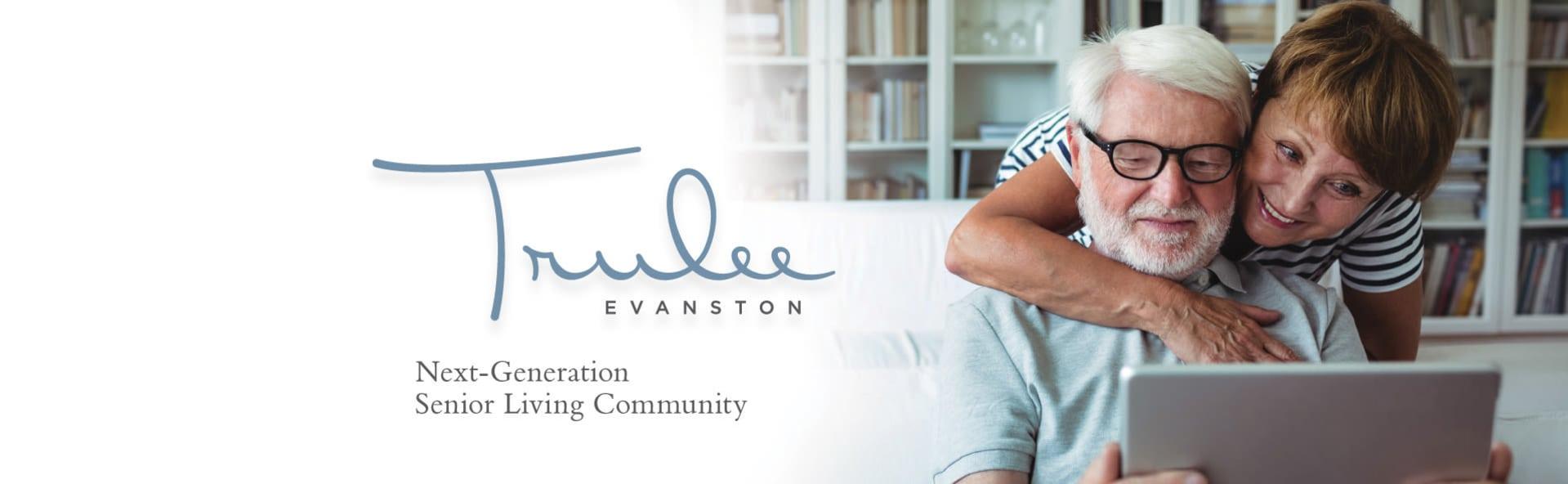Senior living at Trulee Evanston in Evanston, Illinois